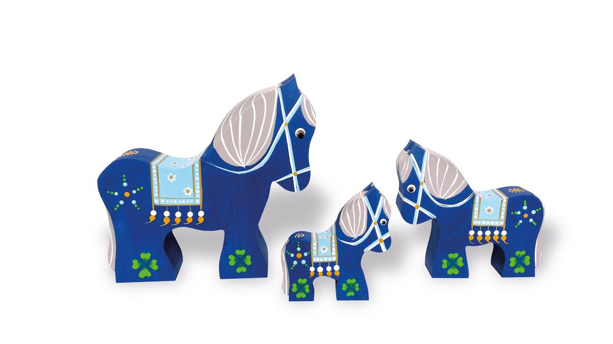 Heste i model 2010
